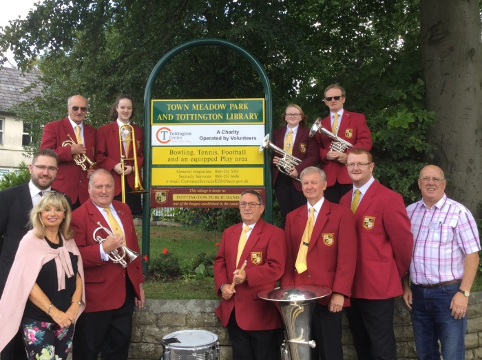 Totty Brass Band